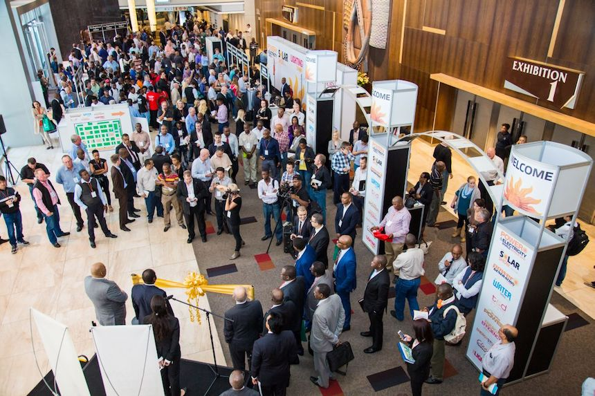 The Power and Electricity World Africa 2019